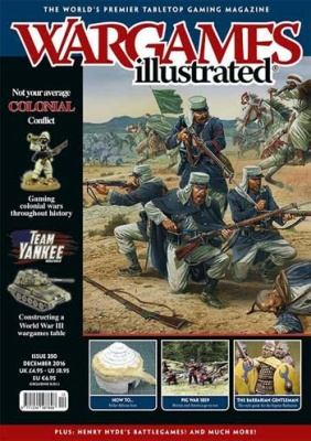 Wargames Illustrated Nr 350
