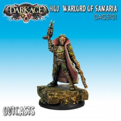 Outcast Hoj, Warlord of Samaria (1)