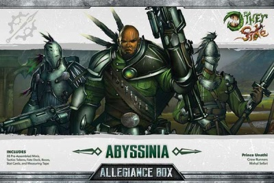 Abyssinian Empire: Abyssinia Allegiance Box - Prince Unathi