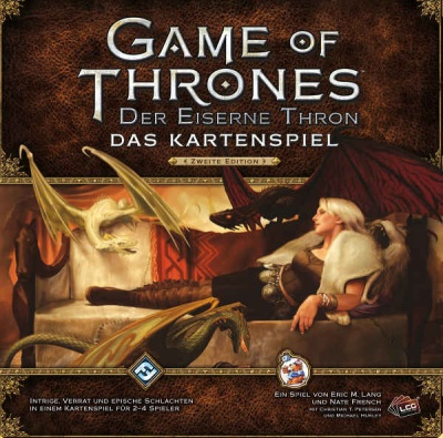 GoT Kartenspiel: Der Eiserne Thron  Grundset 2. Edition