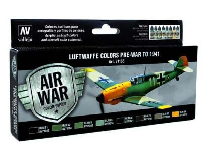 Model Air Set Luftwaffe Pre-War to 1941 (8)