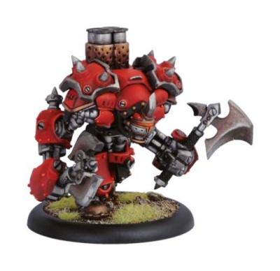 Khador Berserker Heavy Warjack