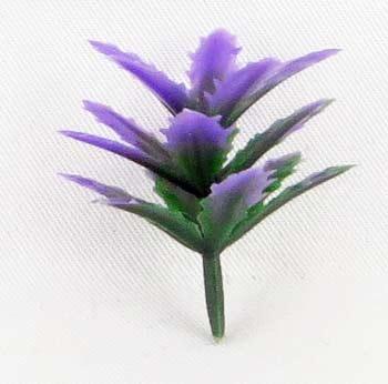 Pflanzen Lila (1,5cm) (50)