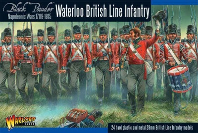Napoleonic British Line Infantry (Waterloo campaign) (24)