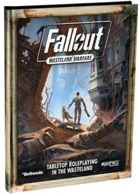 Fallout Wasteland Warfare: Roleplaying Game - Expansion Book