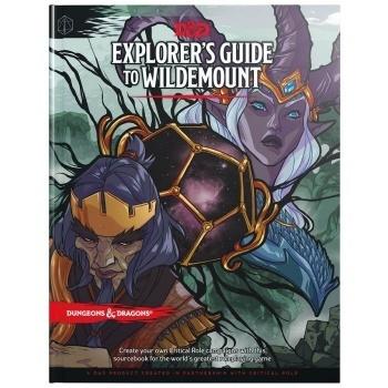 D&D Explorer's Guide to Wildemount - EN