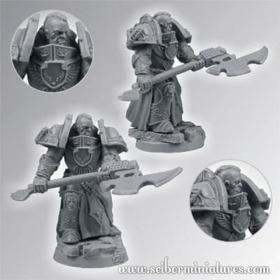 Roman Legionary Veteran #1 (1) (OOP)