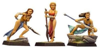 Amazonen Kundschafter (3)
