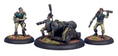 Cryx Revenant Cannon Crew