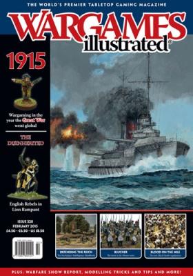 Wargames Illustrated Nr 328