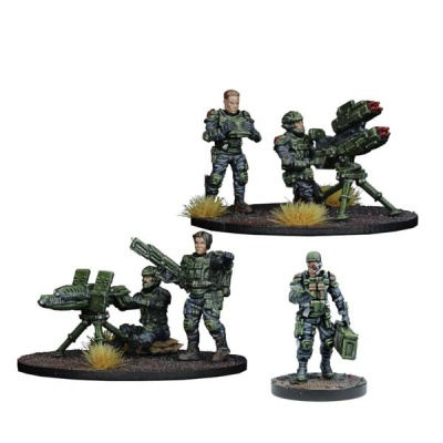 GCPS Anti-Tank Weapons Teams (3)