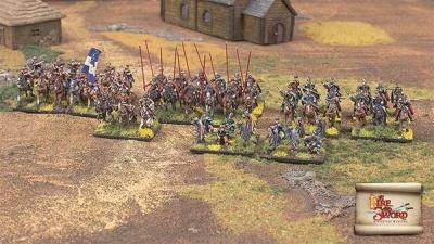 Transylvanian combat skirmish force