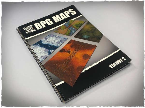 Book of RPG maps VOL2