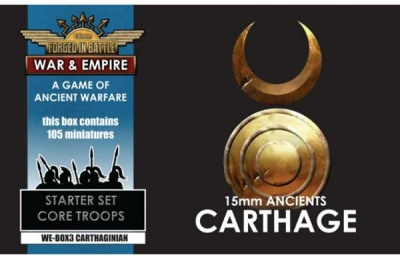 War & Empire Starter Set: CARTHAGE