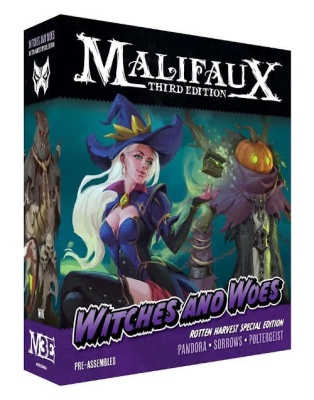 Malifaux (M3E): Witches and Woes Rotten Harvest - Pandora LT