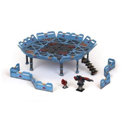 Battlezones: Sci-Fi Landing Pad