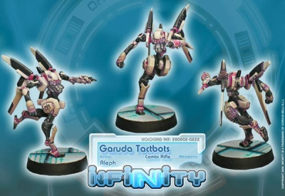 Garuda Tactbots (Combi Rifle) (AL)