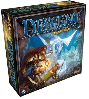 Descent: Journeys in the Dark (Second Edition) (engl.)
