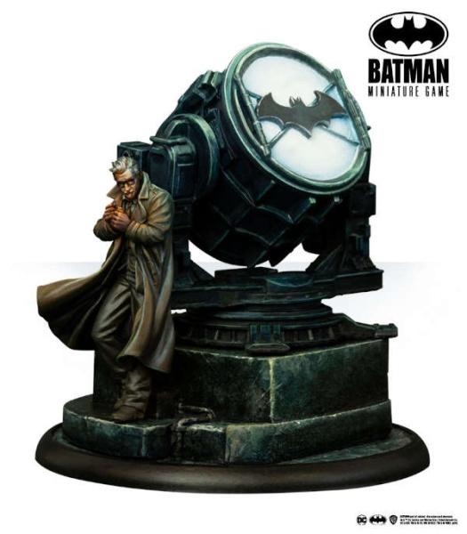 Commissioner Gordon (Back to Gotham)