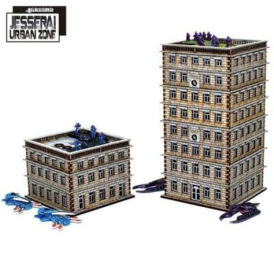 District XXII Hab-Blocks 3&4