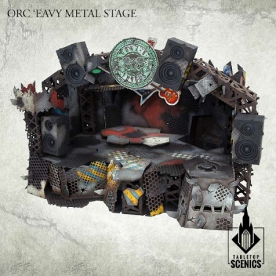 Orc 'Eavy Metal Stage