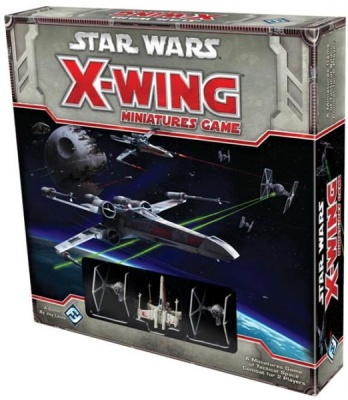 Star Wars: X-Wing Core Game (Engl.)