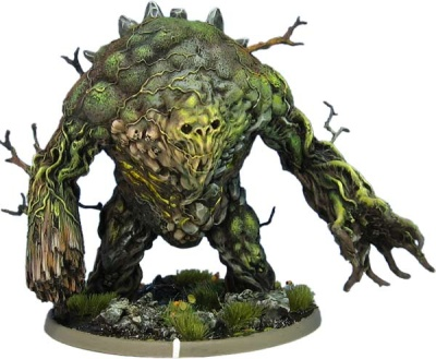 Mórannach, Beast of Cill Chonn Bog