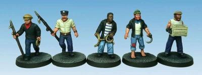 Ship's Crew (4)