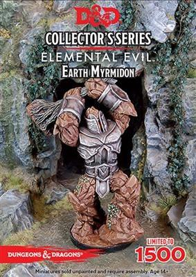 D&D: Elemental Evil: Earth Myrmidon