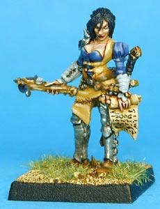 Kyla, Bounty Huntress