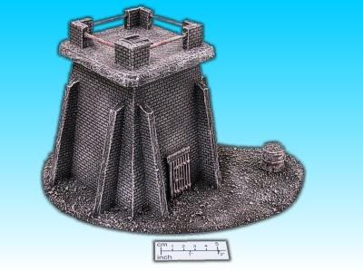 Geländestück Schwarzer Turm