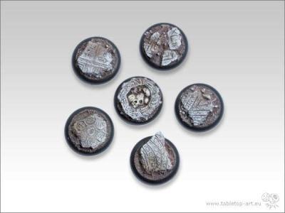 Runestone Bases 30mm rund (5)