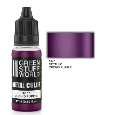 Metallic Paint ORCHID PURPLE