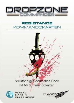 Resistance Kommandokarten (56)