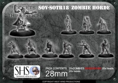 Soviet Zombie Horde (20)