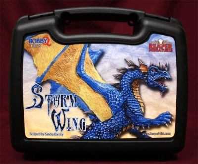 Stormwing,Blue Dragon