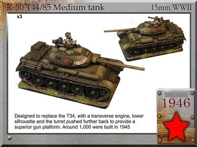 T-44/85 medium tank (3)