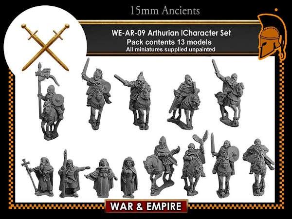 Arthurian Character Set