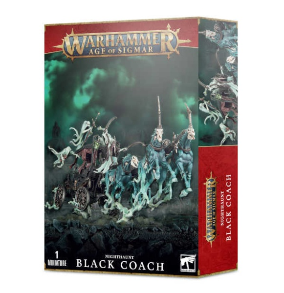 Nighthaunt: Black Coach