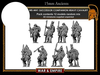 Successor Companion Heavy Cavalry