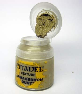 Armageddon Dust (Texture) OOP
