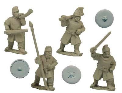 Saxon Fyrd Command (4)
