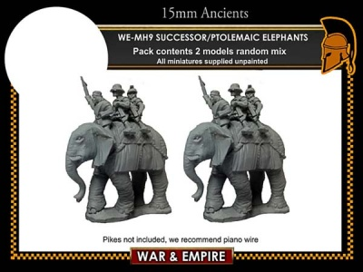 Successor/Ptolemaic Elephants