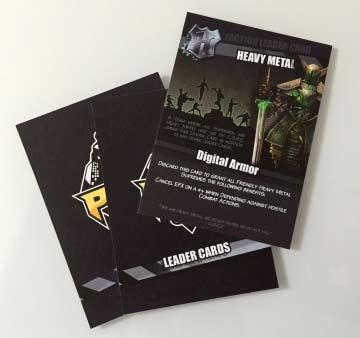 Cards: Leader Cards