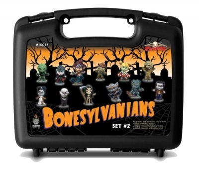 Bonesylvanians Set #2 (limited)