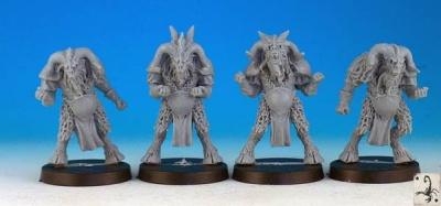 Beastman Linemen (4)
