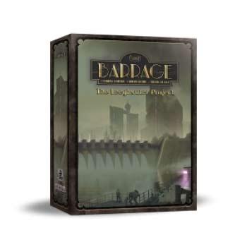 Barrage - The Leeghwater Project - EN