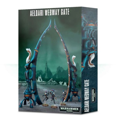 Aeldari Webway Gate (MO)