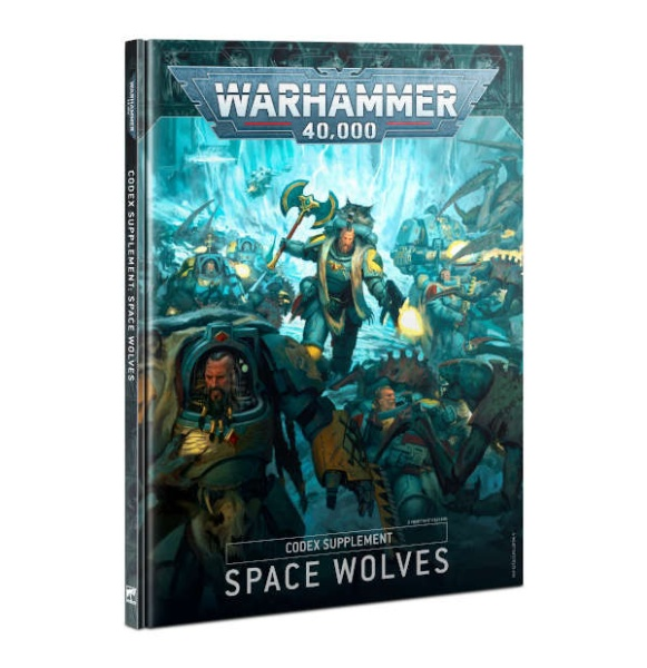 Codex Space Wolves (2018)