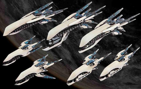 PHR Starter Fleet